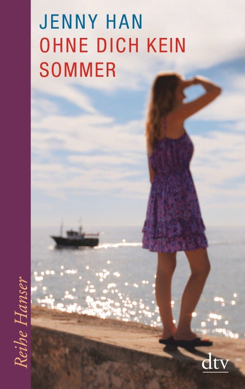 Ohne dich kein Sommer - Jenny Han / 2014 / ab 12 Jahre