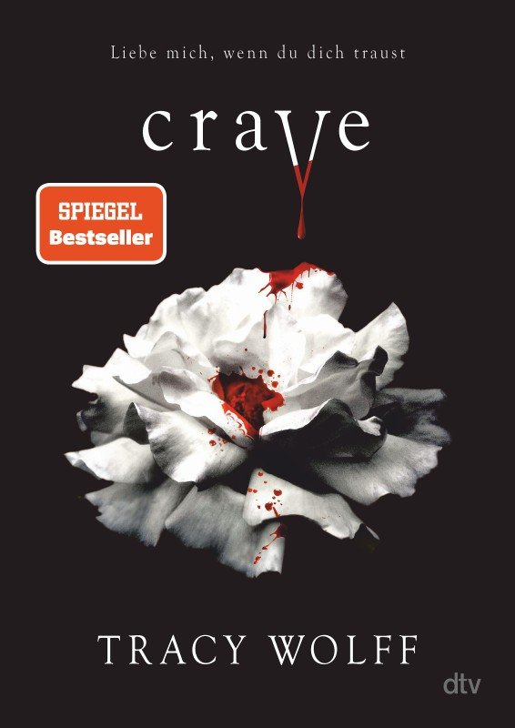 Crave - Tracy Wolff / 2021 / ab 14 Jahre