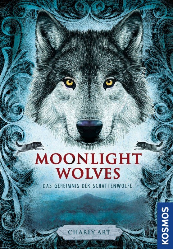 Moonlight wolves - Charly Art / 2019 / ab 10 Jahre