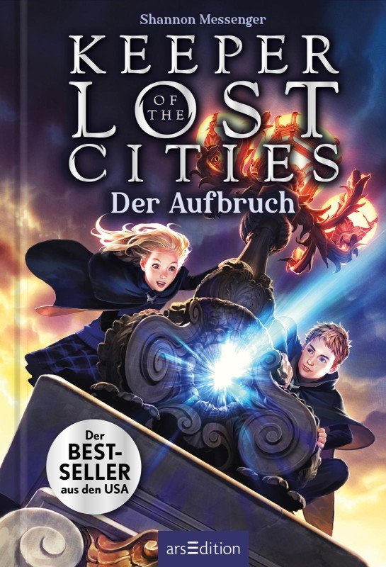 Keeper of the Lost Cities - Der Aufbruch (Keeper of the Lost Cities 1) - Bild 10