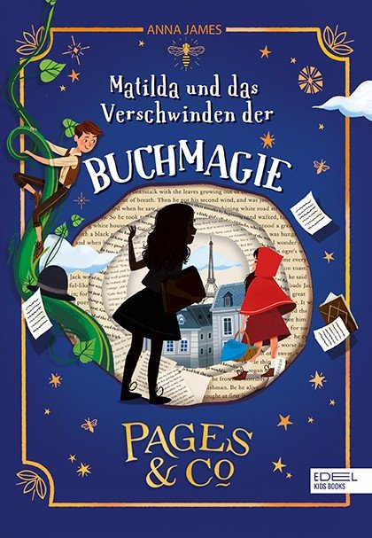 Pages & Co. - Anna James / 2020 / ab 10 Jahre