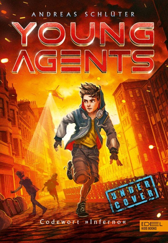 Young Agents - Andreas Schlüter / 2020 / ab 11 Jahre