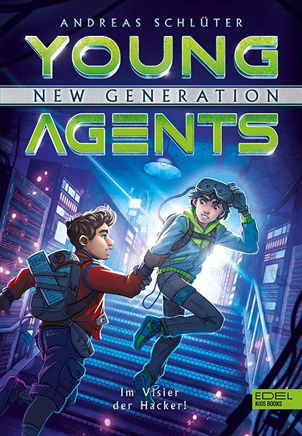 Young Agents - New Generation - Andreas Schlüter / 2021 / ab 11 Jahre